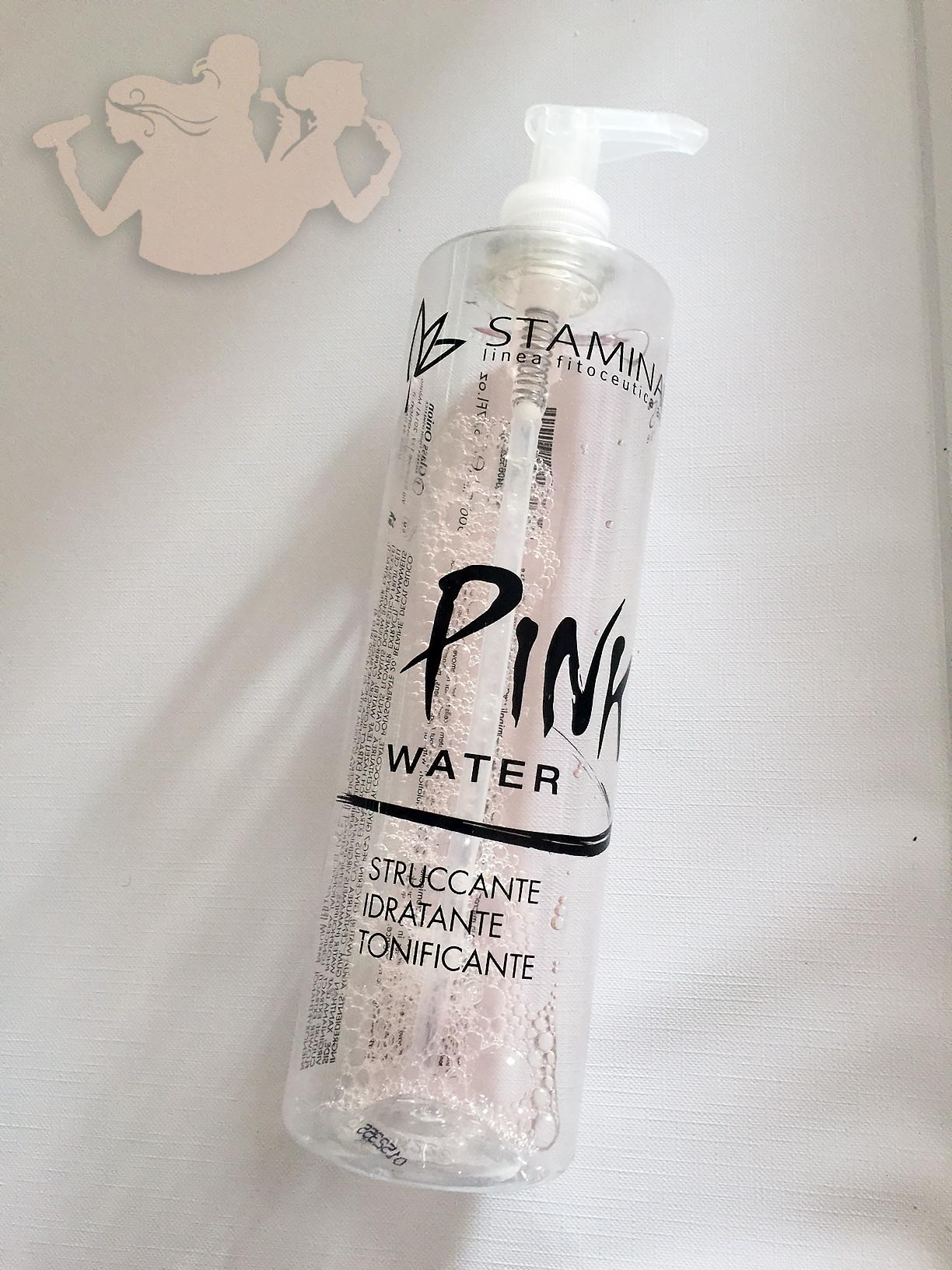 Acqua micellare Pink Water, Glass Onion
