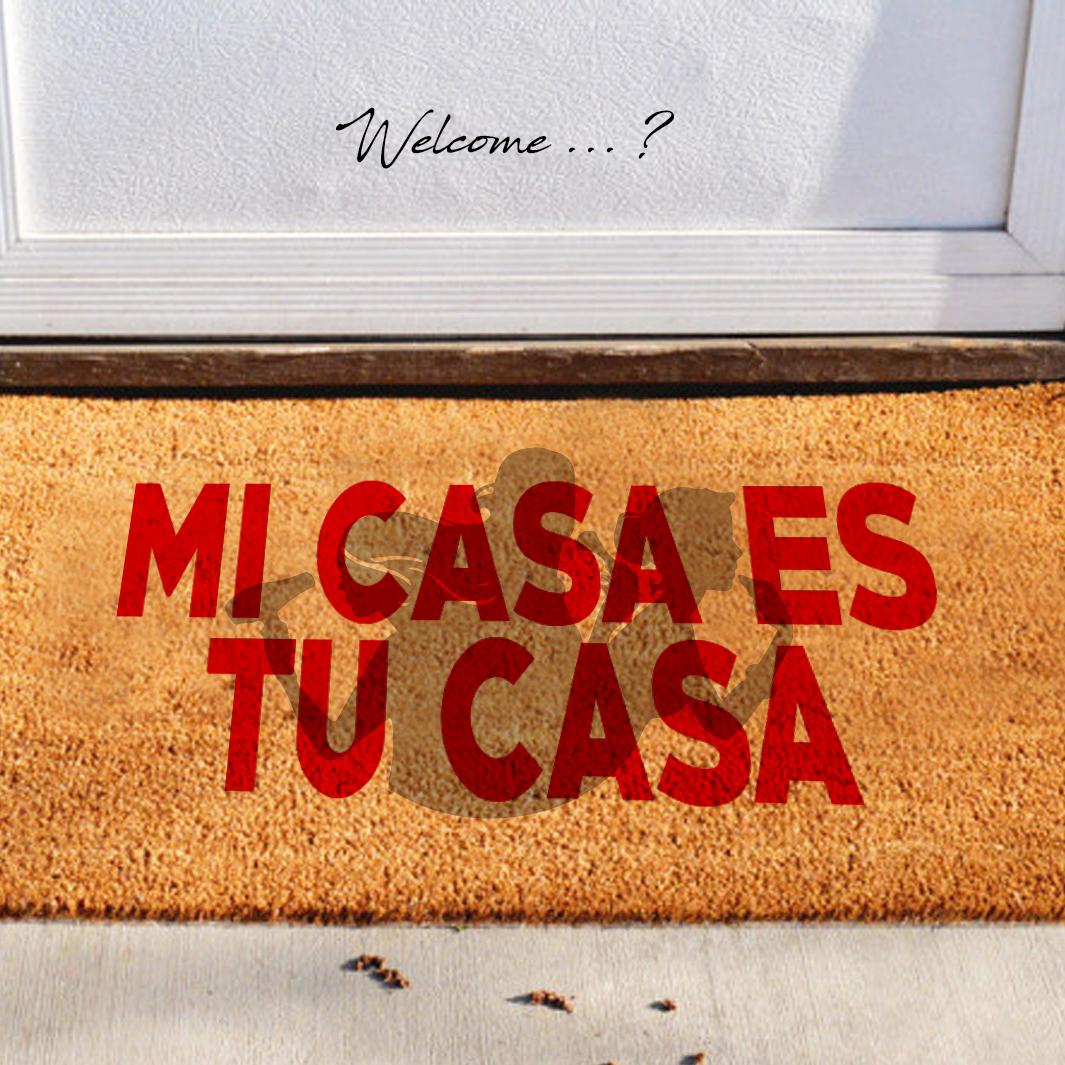 Mi casa es tu casa presentazione le blogger siamo noi for Tu casa es mi casa online